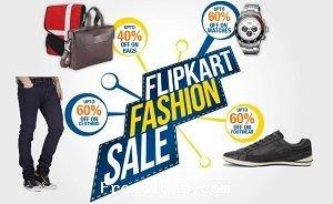 upto 60% off + Buy 2 Get 20% off, Buy 3 Get 30% off | Flipkart Offer