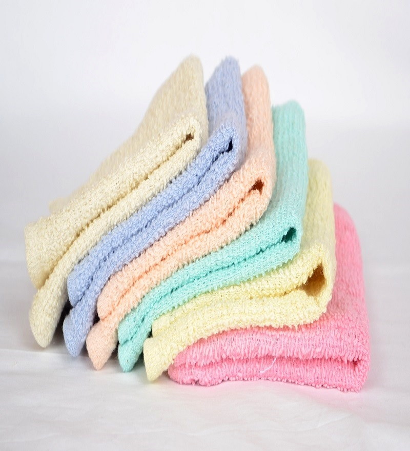 Cotton Face Towels (Set Of Six) at Rs 94.