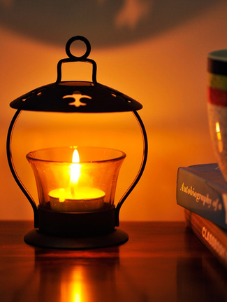 ExclusiveLane Hanging Cum Table Tealight Holder @ just Rs 340/-