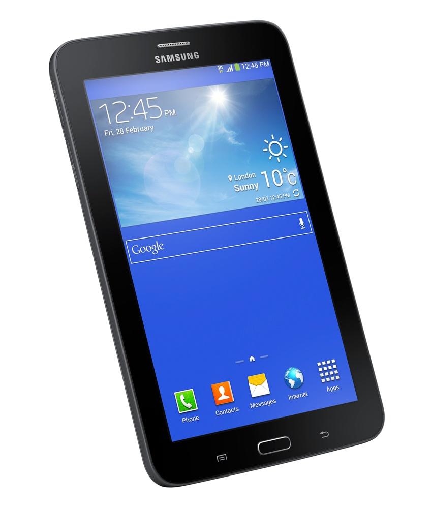 Samsung Galaxy Tab3 Neo Ebony Black
