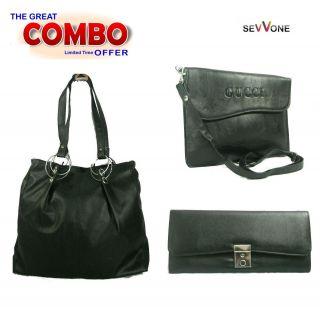Sevvone Super Handbag COMBO Offer (3 Products)