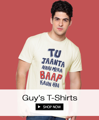 Most Amazing T-Shirts Number One in INDIA @ 499 Only