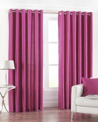 Beautiful PINDIA Faux Silk polyester Curtain