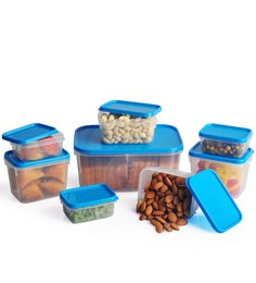 Cello & Tupperware container Starting at 125