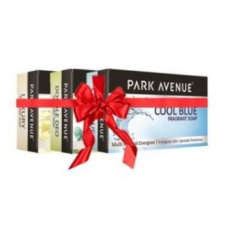 Park Avenue Pack of 3 Soaps @ 73