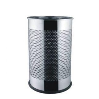 Stainless Steel Dustbin @ 153