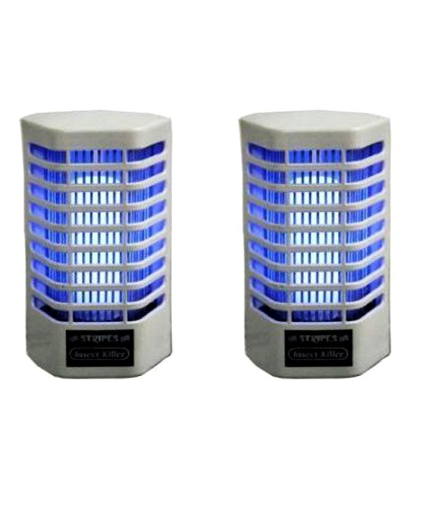 Electric Fly, Mosquito Killer Cum Night Lamp- 2 Pcs worth 1200 @ 212 only