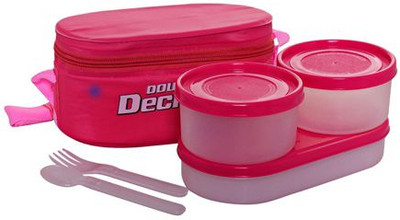 Milton Office Range Plastic Lunch Boxes @ just Rs 295/-