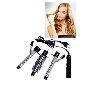 Curling Iron & Brush