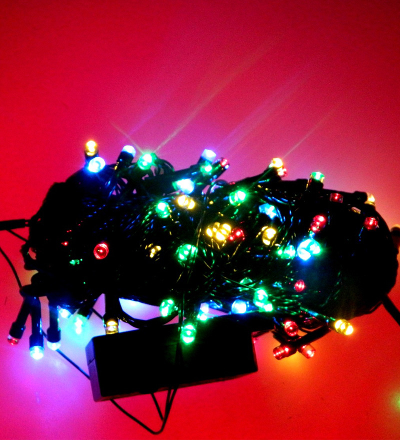 Decorative Multicolored LED Lights-7 Metres @ Rs 99