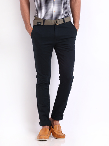 60 % OFF on Trousers Huge Collection to Choose From