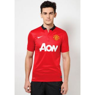 Manchester United Football Soccer DryFit Jersey at Rs 1199.