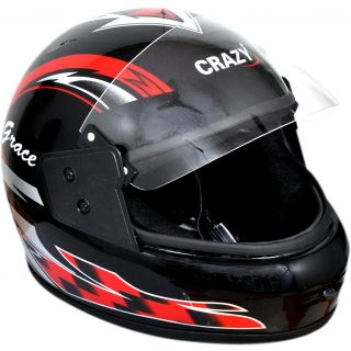 69% Off on Crazy Helmet With Isi Mark