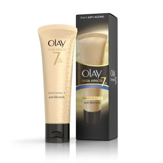 Olay Total Effects 7-in-1 Anti-Ageing  at Rs 73.