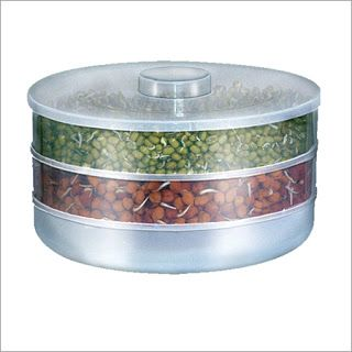 Sprout Maker With 3 Compartments at Rs 63.