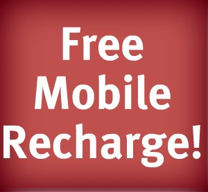 Free recharge for everyone,click on details to get this offer