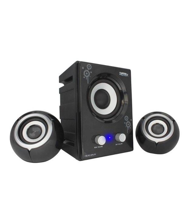 Zebronics Computer Speakers at Rs 654.