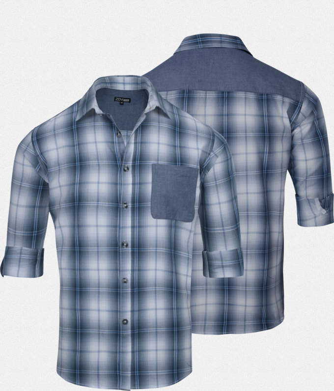Buy Shirts worth 999 & Get wallet worth 499 Free From Zovi