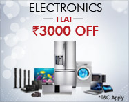 Diwali Dhamaka Extra 3000 Off On TV, Mobiles, Laptops & Other Electronics From Snapdeal