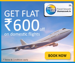 Amazing Discounts of Flights (Discounts From Flat 600 to Flat 4000)