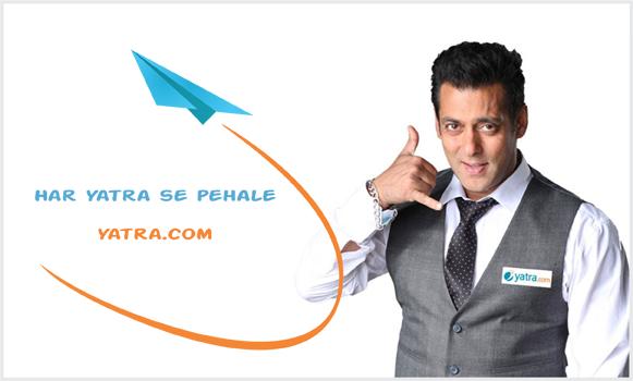 Flat 10% Cashback on Yatra.com