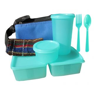Lunch Box (Set of 8 Pcs) at Rs 550.