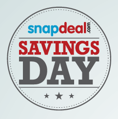 Snapdeal Savings Day - Savings like never before