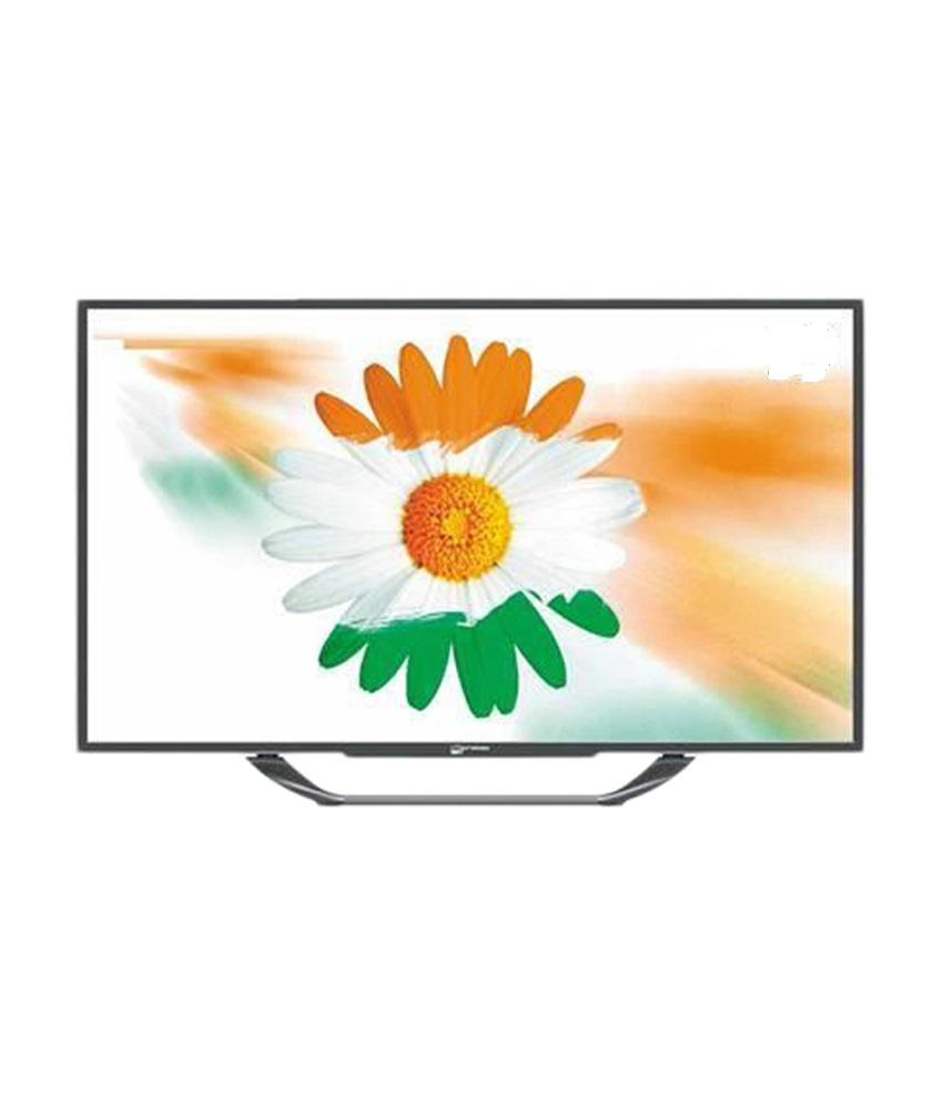 Micromax 39C2000HD 99 cm (39) HD Ready LED TV -46% Off