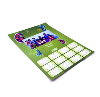 Buy1 Get1 Free on Customized Wall Calender @ Rs 99 - Printvenue