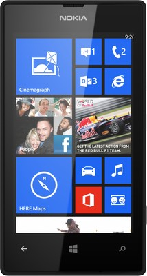 Nokia Lumia 520(Black) Lowest Price - Steal Deal