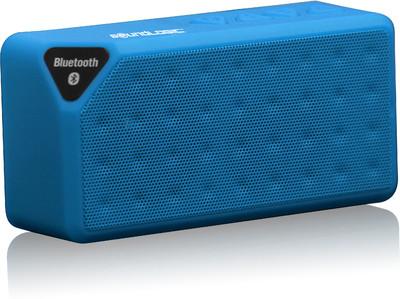 SoundLogic Brick Wireless Mobile Speaker @ 45% OFF