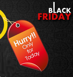 Black Friday Sale is On.24 Hours Non Stop Madness.