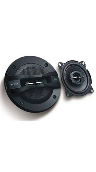 Sony Car Speakers and DVD Holder at Rs 999.