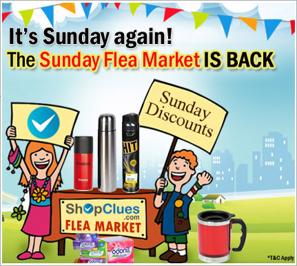 Sunday Flea Market is Open Products From Rs 29, Sunday Baap Bazaar