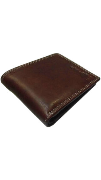 Mens Leather Wallet at Rs 599.