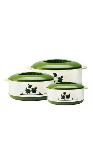 Set of 3 Casseroles at Rs 499.
