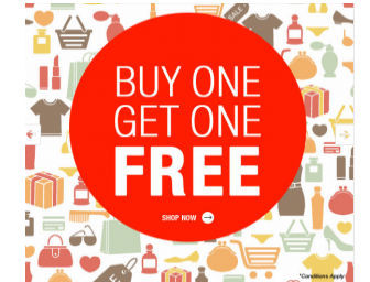 Jabong Year end sale Buy one get One Free on Clothings