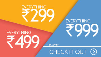 Trendin Sale is On.Everything at Rs 299,499 and 999.