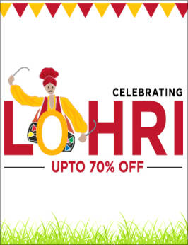 Lohri sale is On.Upto 70% off on Paytm.