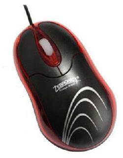 Zebronics ZEB-OM126 Plus USB Mouse at 52% Off