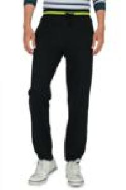 PeterEngland Cuffed Track Pants at Flat 40% Off- Limited Stock