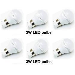 Set of 6 LED Bulbs at Rs 259.