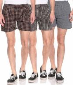 Tsg Escape Cotton Boxers (pack Of 3) 64% Off- Rs 399
