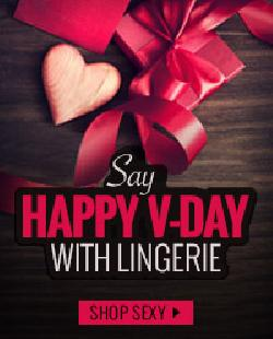 V - Day Special : Bras and Briefs Upto 70% Off Starting at Rs 69