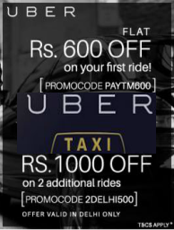 Get Flat 600/- Off On Your First Ride