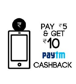 Zovi : Pay 5 via Paytm & get Rs. 10