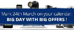 Paytm mega offers on 24th March