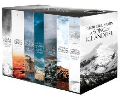 Game of Thrones Book Set Flat 72% Off on Flipkart