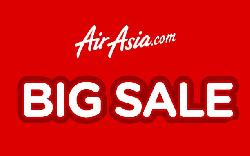 Air Asia Fares From Rs 550 : Big Sale: See Details