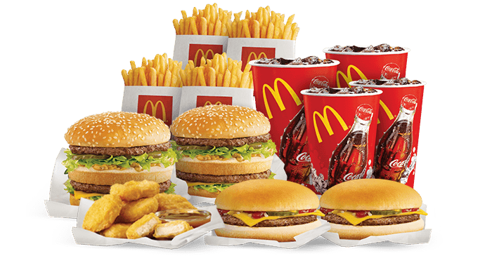 Mcdonald Supper Weekend Special Offers 4 Coupons Inside: See Details.